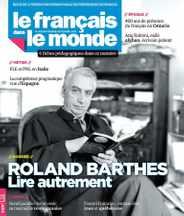 Le Français Dans Le Monde (Digital) Subscription November 6th, 2015 Issue