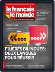 Le Français Dans Le Monde (Digital) Subscription May 6th, 2016 Issue