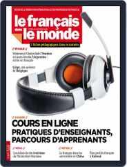 Le Français Dans Le Monde (Digital) Subscription July 1st, 2016 Issue