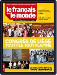 Le Français Dans Le Monde (Digital) Subscription September 1st, 2016 Issue