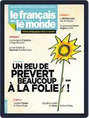 Le Français Dans Le Monde (Digital) Subscription March 17th, 2017 Issue