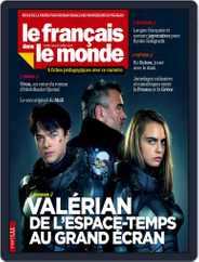 Le Français Dans Le Monde (Digital) Subscription July 1st, 2017 Issue