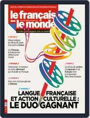 Le Français Dans Le Monde (Digital) Subscription September 1st, 2019 Issue