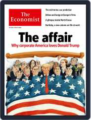 The Economist Continental Europe Edition (Digital) Subscription May 26th, 2018 Issue