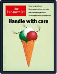 The Economist Continental Europe Edition (Digital) Subscription June 2nd, 2018 Issue