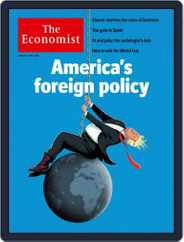 The Economist Continental Europe Edition (Digital) Subscription June 9th, 2018 Issue