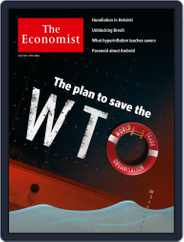 The Economist Continental Europe Edition (Digital) Subscription July 21st, 2018 Issue