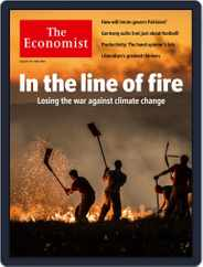 The Economist Continental Europe Edition (Digital) Subscription August 4th, 2018 Issue