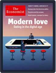The Economist Continental Europe Edition (Digital) Subscription August 18th, 2018 Issue