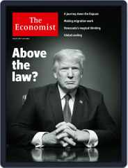 The Economist Continental Europe Edition (Digital) Subscription August 25th, 2018 Issue