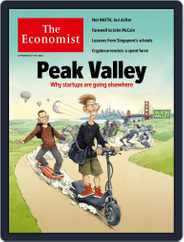 The Economist Continental Europe Edition (Digital) Subscription September 1st, 2018 Issue