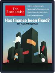 The Economist Continental Europe Edition (Digital) Subscription September 8th, 2018 Issue