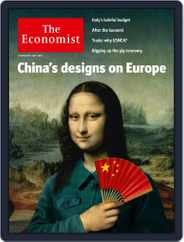 The Economist Continental Europe Edition (Digital) Subscription October 6th, 2018 Issue