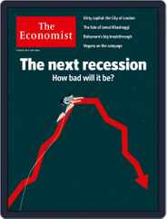 The Economist Continental Europe Edition (Digital) Subscription October 13th, 2018 Issue