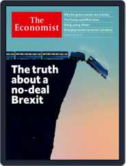 The Economist Continental Europe Edition (Digital) Subscription November 24th, 2018 Issue