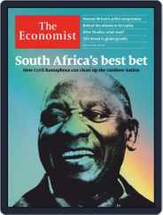 The Economist Continental Europe Edition (Digital) Subscription April 27th, 2019 Issue