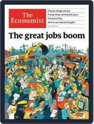 The Economist Continental Europe Edition (Digital) Subscription May 25th, 2019 Issue