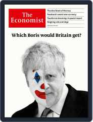The Economist Continental Europe Edition (Digital) Subscription June 22nd, 2019 Issue