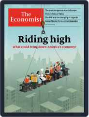 The Economist Continental Europe Edition (Digital) Subscription July 13th, 2019 Issue