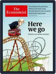 The Economist Continental Europe Edition (Digital) Subscription July 27th, 2019 Issue