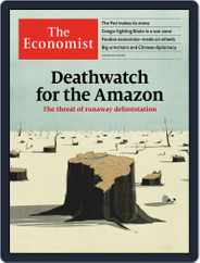 The Economist Continental Europe Edition (Digital) Subscription August 3rd, 2019 Issue