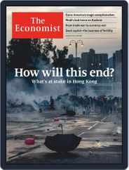 The Economist Continental Europe Edition (Digital) Subscription August 10th, 2019 Issue