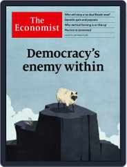 The Economist Continental Europe Edition (Digital) Subscription August 31st, 2019 Issue