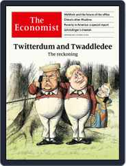 The Economist Continental Europe Edition (Digital) Subscription September 28th, 2019 Issue