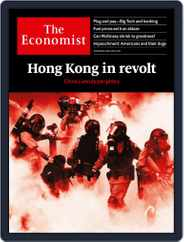 The Economist Continental Europe Edition (Digital) Subscription November 23rd, 2019 Issue