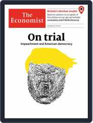The Economist Continental Europe Edition (Digital) Subscription December 14th, 2019 Issue