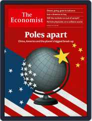 The Economist Continental Europe Edition (Digital) Subscription January 4th, 2020 Issue