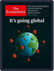 The Economist Continental Europe Edition (Digital) Subscription February 29th, 2020 Issue