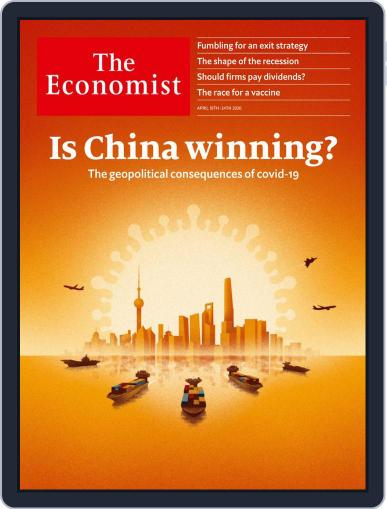 The Economist Continental Europe Edition April 18th, 2020 Digital Back Issue Cover