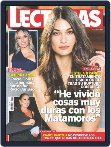 Lecturas March 11th, 2020 Digital Back Issue Cover