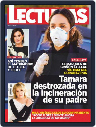 Lecturas April 1st, 2020 Digital Back Issue Cover