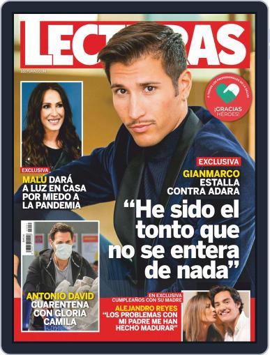 Lecturas April 15th, 2020 Digital Back Issue Cover