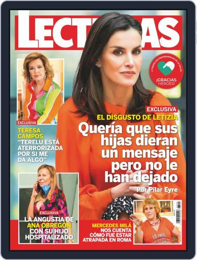 Lecturas April 22nd, 2020 Digital Back Issue Cover