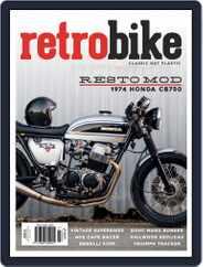 Retro & Classic Bike Enthusiast (Digital) Subscription April 1st, 2018 Issue