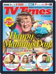 TV Times (Digital) Subscription March 21st, 2020 Issue