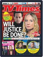 TV Times (Digital) Subscription April 4th, 2020 Issue