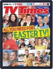 TV Times (Digital) Subscription April 11th, 2020 Issue