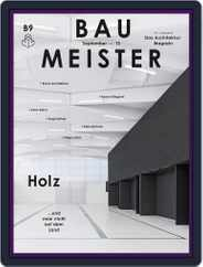 Baumeister (Digital) Subscription August 31st, 2013 Issue