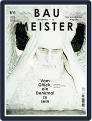 Baumeister (Digital) Subscription November 2nd, 2013 Issue