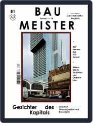 Baumeister (Digital) Subscription December 31st, 2013 Issue