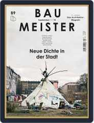 Baumeister (Digital) Subscription August 30th, 2014 Issue