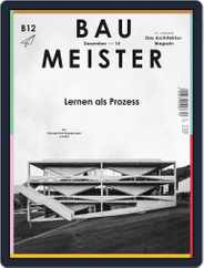 Baumeister (Digital) Subscription December 9th, 2014 Issue