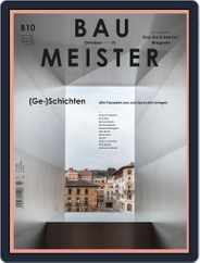Baumeister (Digital) Subscription October 1st, 2015 Issue