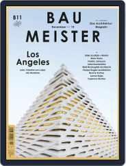 Baumeister (Digital) Subscription November 1st, 2015 Issue