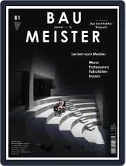 Baumeister (Digital) Subscription January 1st, 2016 Issue
