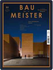 Baumeister (Digital) Subscription May 1st, 2016 Issue